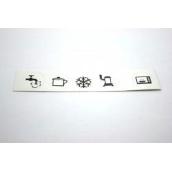 Simboli servizi adesivi