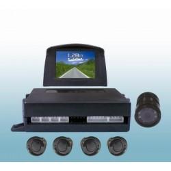 Sensori di parcheggio con telecamera