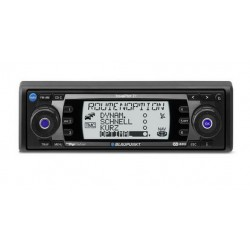Navigatore radio CD Blaupunkt