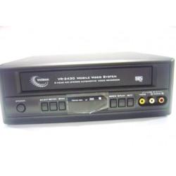 Videoregistratore VHS a 12 V