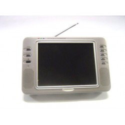"Mini TV e monitor 8"" LCD"