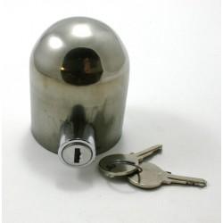 Copri sfera acciaio con antifurto
