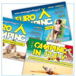 Guida campeggi Euro Camping ITALIA E CORSICA