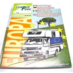 Guida Camper Park aree sosta Europa