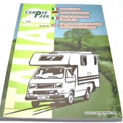 Guida Camper Park aree sosta Italia