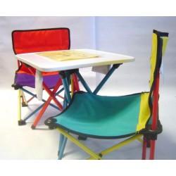 Set poltroncine e tavolo baby