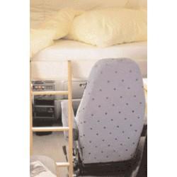 Scaletta Hymer in legno per letto basculante