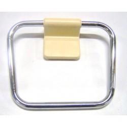 Porta salviette in metallo